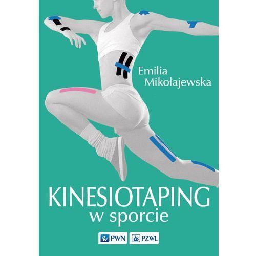Kinesiotaping w sporcie (134 str.)