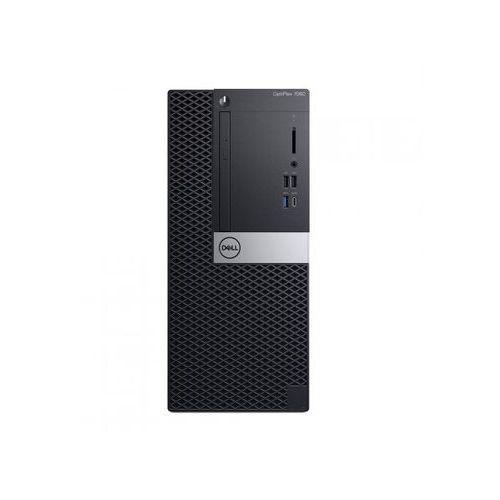 Dell Komputer Optiplex 7060MT W10Pro i7-8700/8GB/1TB/Intel UHD 630/DVD RW/KB216/MS116/260W/vPro/3Y NBD, 1_646285
