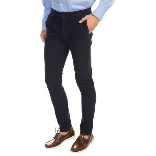 Pepe Jeans James Moleskin Trousers Niebieski 28/34 (8434538103773)