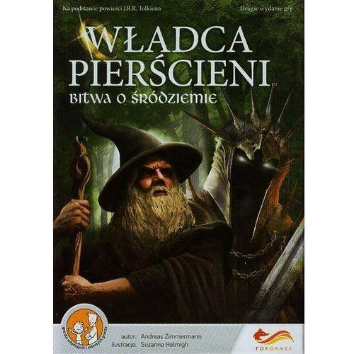 Foxgames Władca pierścieni: bitwa o śródziemie (ii edycja)  wyprzedaż (5907078169750)