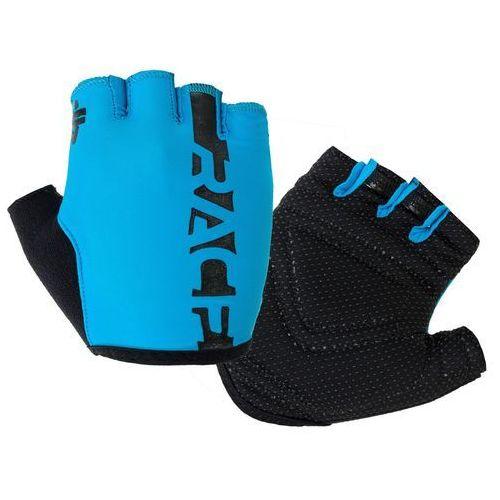 Rękawiczki rowerowe h4l18 rru005 niebieski xl marki 4f