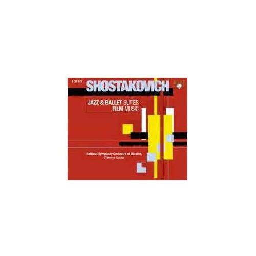 Brilliant classics Jazz suites, ballet suites, film music (5029365673525)
