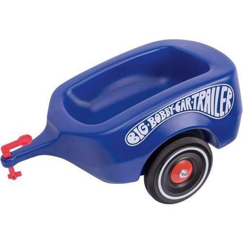 BIG Przyczepka do jeździka Bobby Car Niebieska Royal blue, 56277 (9116448)