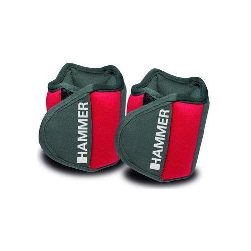 Hammer Obciążniki na nadgarstki - wrist sleeve 2x 0.75 kg