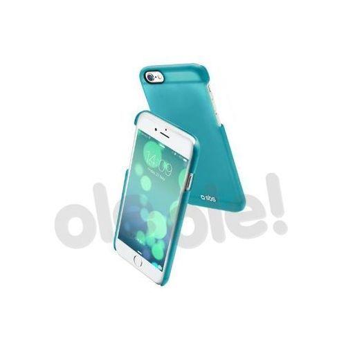 SBS ColorFeel Cover TEFEELIP6A iPhone 6/6s (jasnoniebieski) - produkt w magazynie - szybka wysyłka!, kolor niebieski