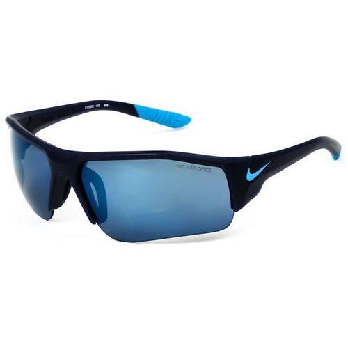 Okulary Słoneczne Nike SKYLON ACE XV JR EV0900 Kids 400, kolor żółty