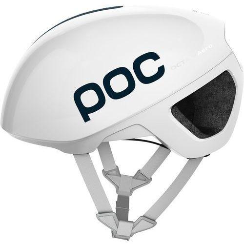 Poc octal aero raceday kask rowerowy biały 56-62 cm 2018 kaski rowerowe (7325540644860)