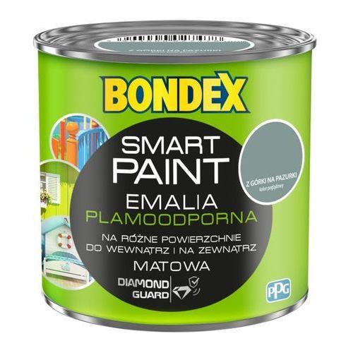Emalia akrylowa Bondex Smart Paint z górki na pazurki 0,2 l