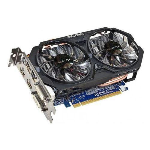 Gigabyte Geforce GTX 750Ti 2048MB DDR5/128bit OC (GV-N75TOC-2GI)