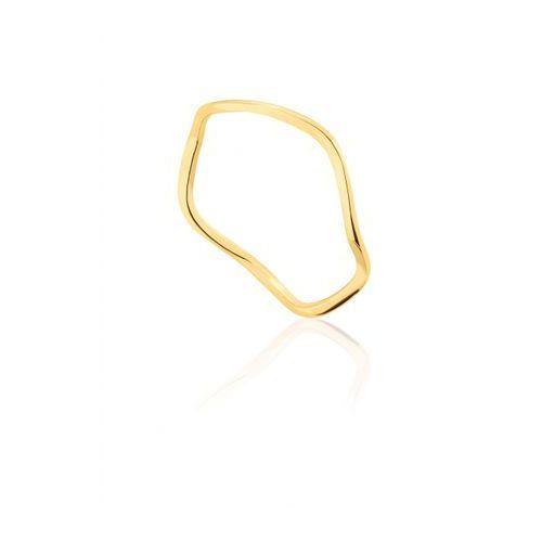 Pierścionek knuckle ring no.2 złoty marki La tienne