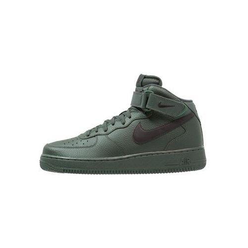 Nike Sportswear AIR FORCE 1 MID '07 Tenisówki i Trampki wysokie grove green/black, kolor zielony