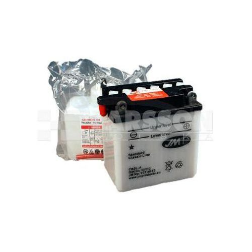 Jm technics Akumulator high power jmt yb3l-a (cb3l-a) 1100078 honda xl 600, simson star 50