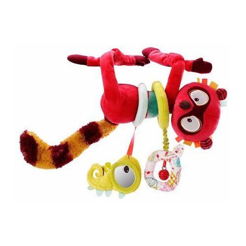 Lilliputiens Zawieszka do fotelika - lemur georges l86576