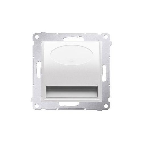 Kontakt-simon Oprawa oświetleniowa simon 54 dos14.01/11 schodowa led 14v biała (5902787850401)