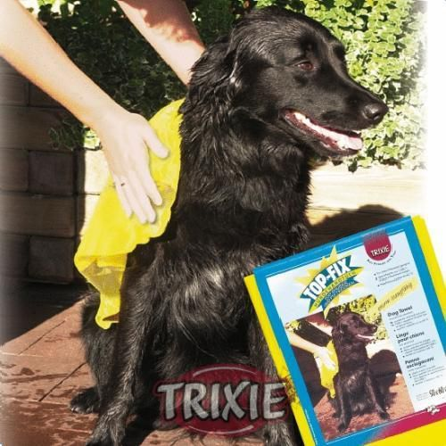 Trixie ręcznik top-fix dla psa lub kota