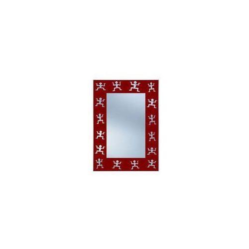Lustro łazienkowe bez oświetlenia s n9c 71 x 51 cm marki Dubiel vitrum