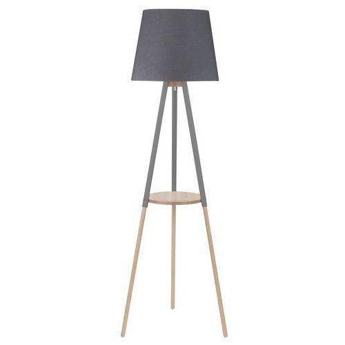 Vaio lampa podłogowa 1-punktowa szara 699, kolor szary