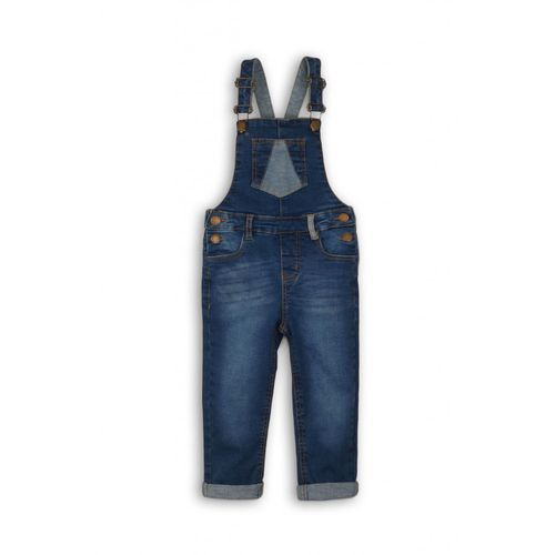 Spodnie dziewczęce- ogrodniczki 6L37A5