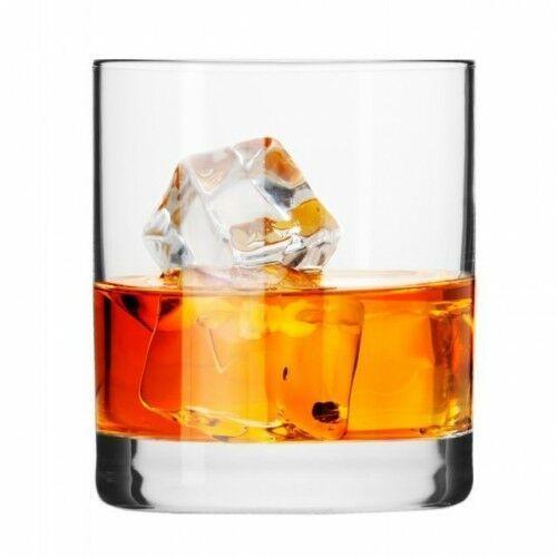 Szklanki do whisky basic 250 ml 68-7300-0250-19 marki Krosno