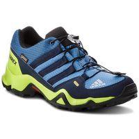 Buty adidas - Terrex Gtx K GORE-TEX CM7704 Traroy/Conavy/Sslime, kolor niebieski
