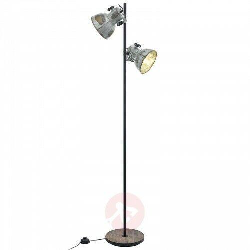 2-punktowa lampa stojąca barnstaple marki Eglo
