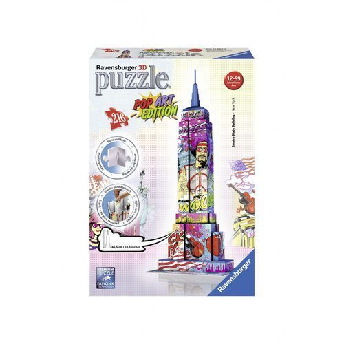 Ravensburger Puzzle 3d empire state building 2y31a7