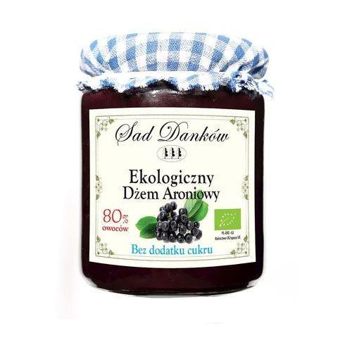Sad danków (dżemy, przetwory owocowe) Dżem aroniowy b/c bio 260 g - sad danków