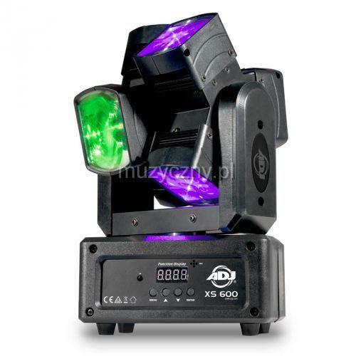 American DJ XS 600 ruchoma głowa LED DMX