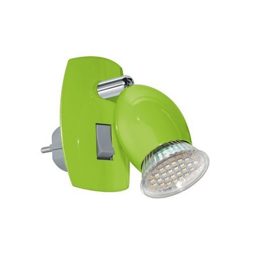 Eglo 92923 - led oprawa do gniazda brivi 1 1xgu10-led/3w/230v