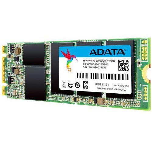 Adata SSD Ultimate SU800 128G M.2 560/300 MB/s 3D 8cm - DARMOWA DOSTAWA!!!, ASU800NS38-128GT-C