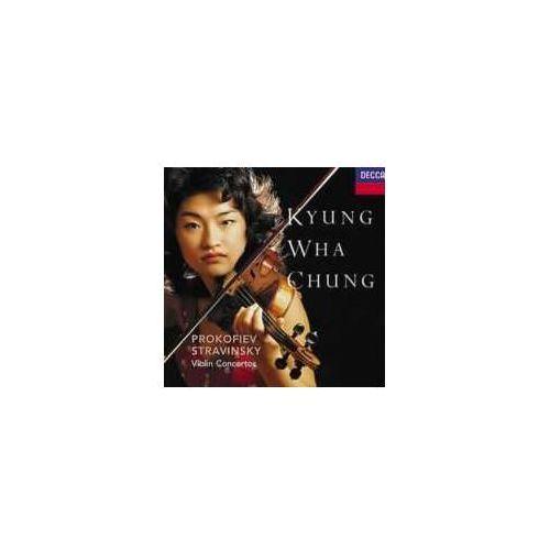 Violin Concertos Nos. 1 & 2 / Violin Concerto - sprawdź w wybranym sklepie