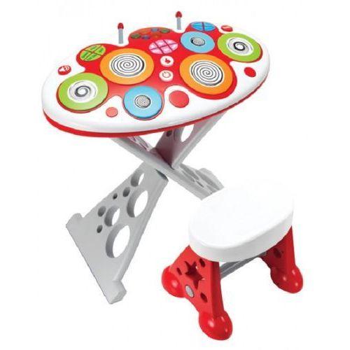 Zabawka SMILY PLAY Mini perkusja + DARMOWY TRANSPORT! + Zagwarantuj sobie dostawę przed Świętami!, 1_557362