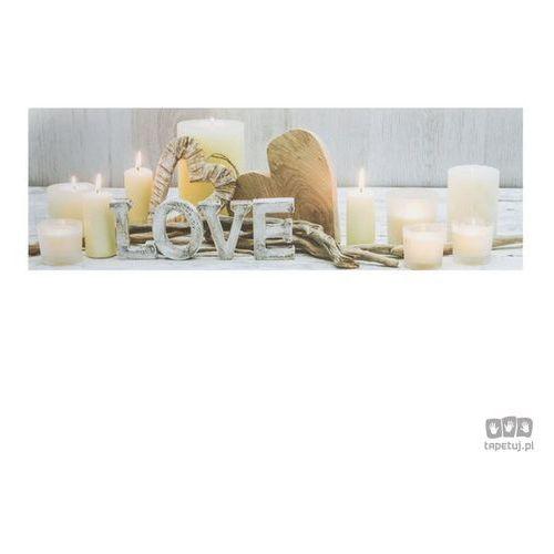 Obraz LED podświetlany - Love 41-841