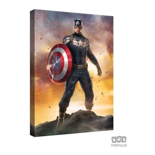 Consalnet Obraz marvel capitan america: the winter soldier ppd339