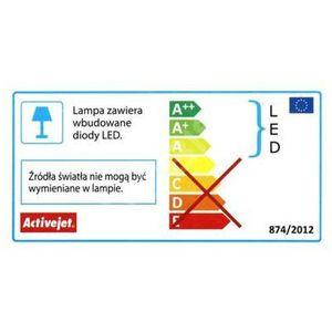 Activejet Kinkiet dekoracyjny LED (AJE-PESTO) Darmowy odbiór w 20 miastach! (5901443104292)