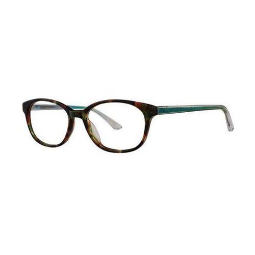 Okulary korekcyjne anicia gn/to marki Dana buchman
