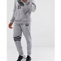 training id terry joggers in grey - grey, Adidas, XS-XL