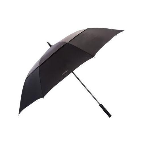 Wittchen Parasol długi czarny pa-7-150-1