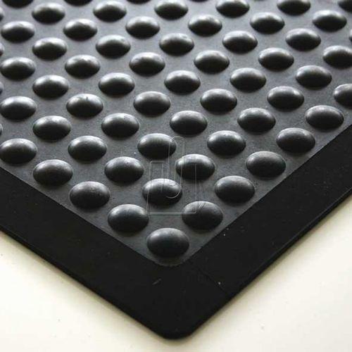Mata antyzmęczeniowa Bubblemat czarna 0,6 x 0,9m BF010001 - produkt z kategorii- Pozostałe artykuły biurowe