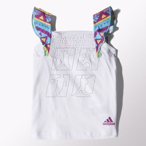 Komplet adidas Girls Beach Set Kids S17165 - sprawdź w wybranym sklepie