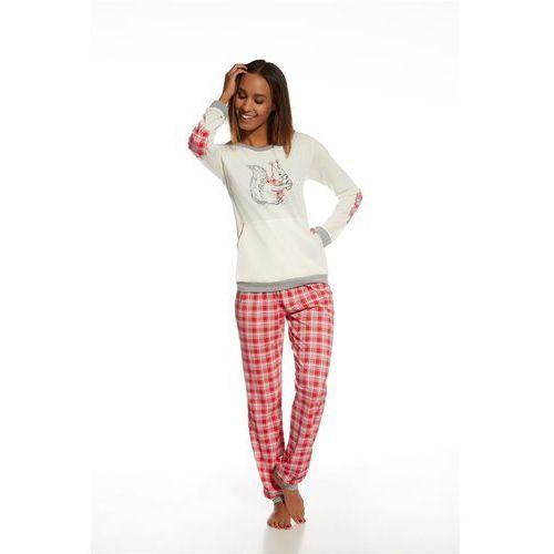 piżama damska 653/108 nuts marki Cornette