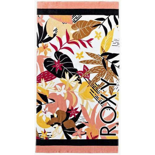 Ręcznik - prfct insprtion bright white nirantara (xwkm) rozmiar: os marki Roxy