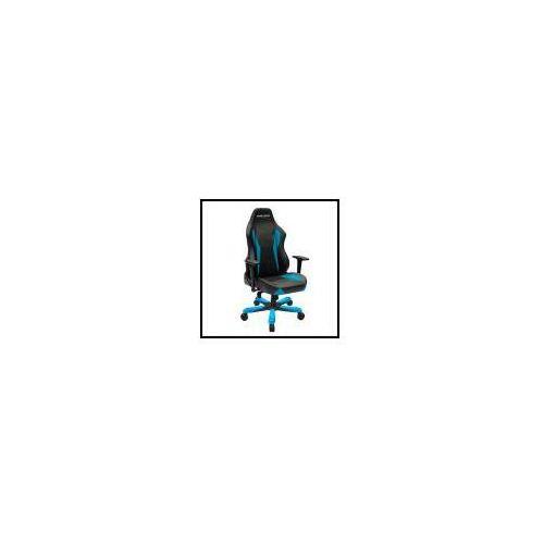 Fotel DXRacer Wide Czarno-niebieski (OH/WY0/NB) Szybka dostawa! Darmowy odbiór w 20 miastach! - produkt z kategorii- Pozostałe gry i konsole