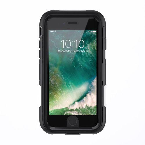 Griffin Survivor Summit - Pancerne etui iPhone 7 (czarny/przezroczysty)