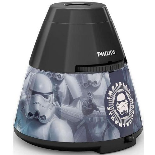 Lampka z projektorem PHILIPS 717699916 Star Wars + DARMOWY TRANSPORT!, 717699916
