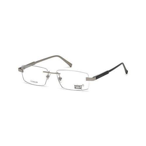 Mont blanc Okulary korekcyjne mb0661 016