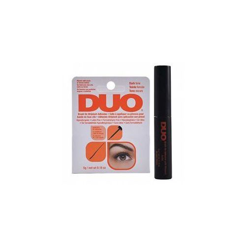 duo, brush on with vitamins black, klej do rzęs w pędzelku, czarny, 5g marki Ardell