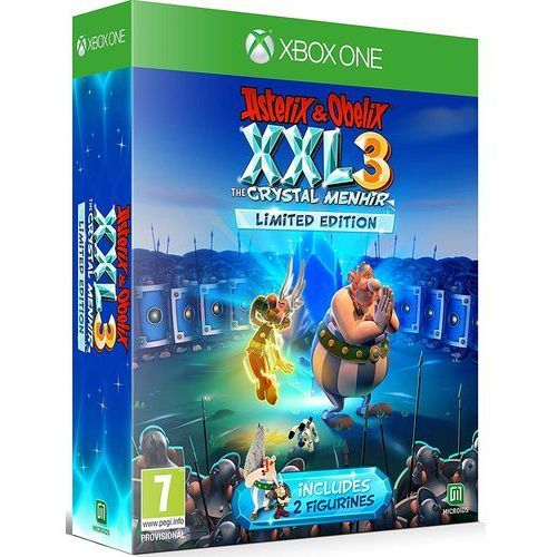 Asterix & Obelix XXL 3 The Crystal Menhir (Xbox One)