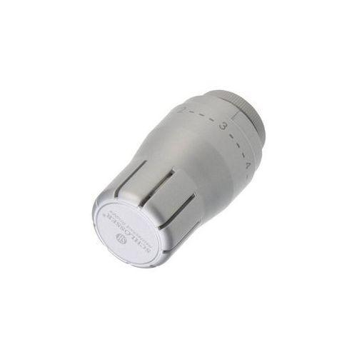 Głowica termostatyczna M30 x 1,5 DIAMANT STD SREBRNA SCHLOSSER