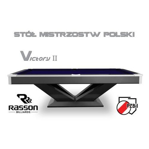 Rasson billards Stół bilardowy rasson victory ii 9ft mp 2018